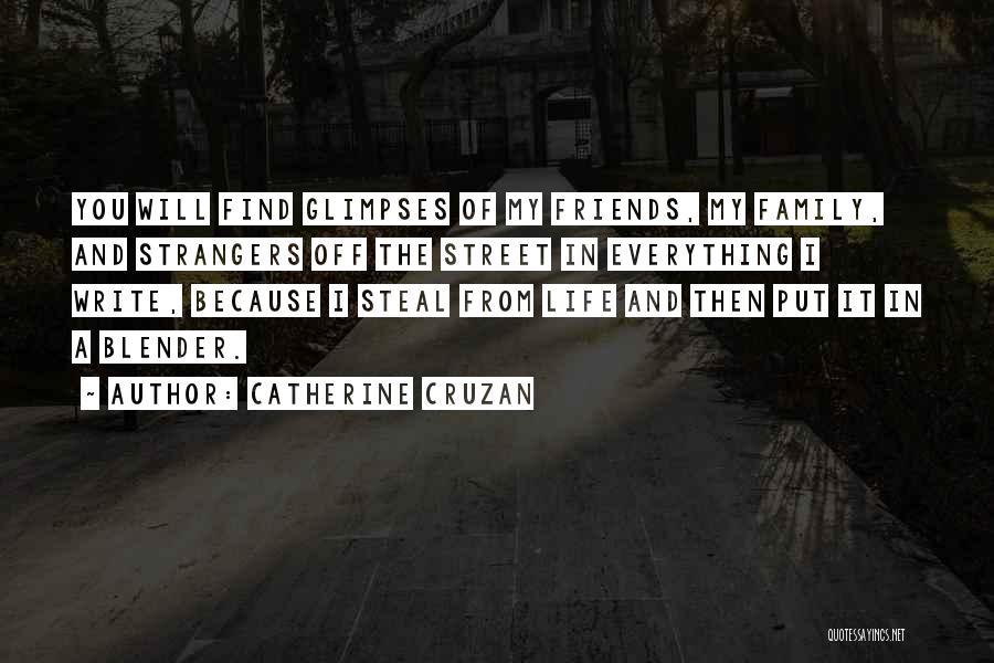 Catherine Cruzan Quotes 356789