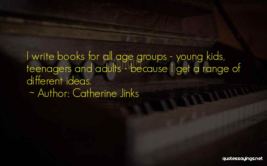 Catherine Jinks Quotes 145726