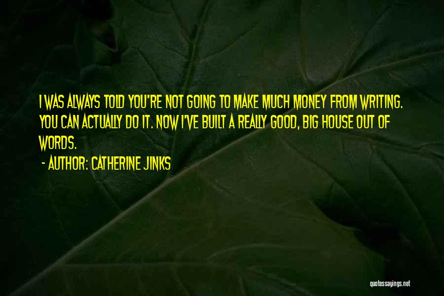 Catherine Jinks Quotes 2207982