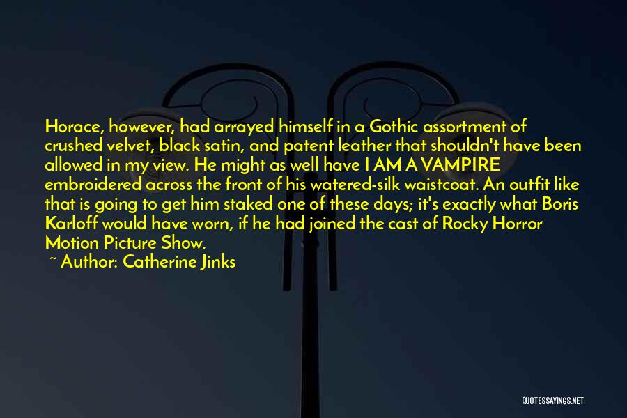 Catherine Jinks Quotes 953596