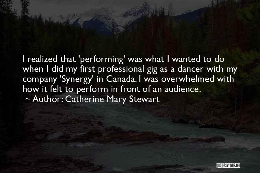 Catherine Mary Stewart Quotes 1956304