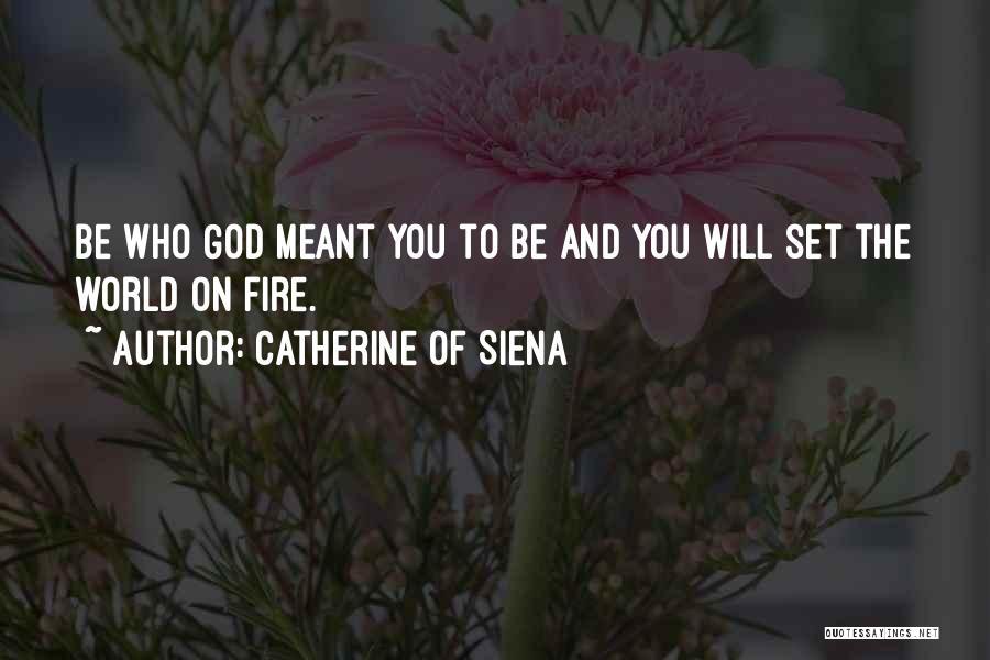 Catherine Of Siena Quotes 2265644