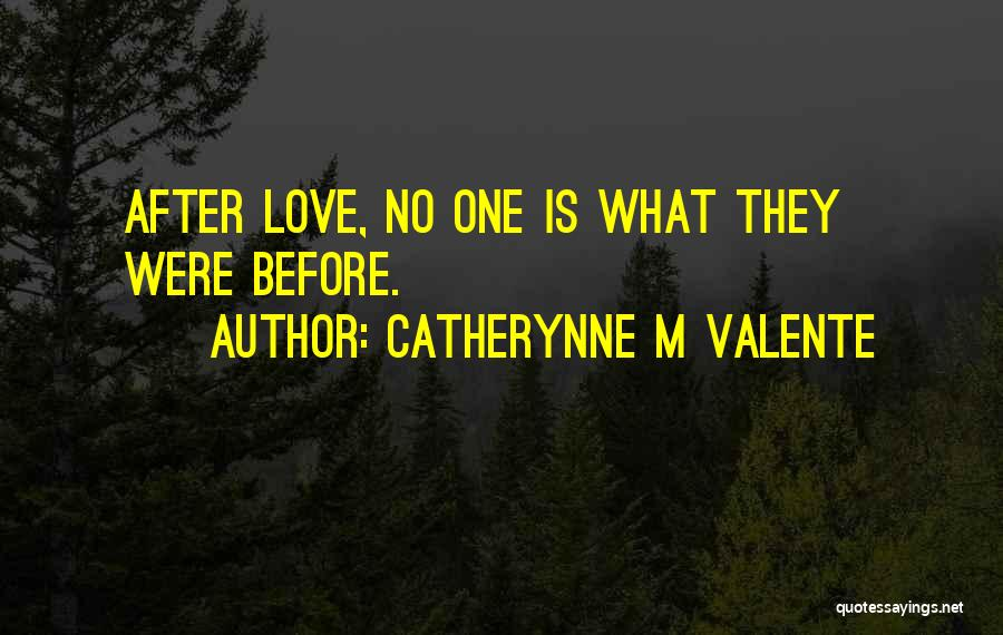 Catherynne M Valente Quotes 1069060
