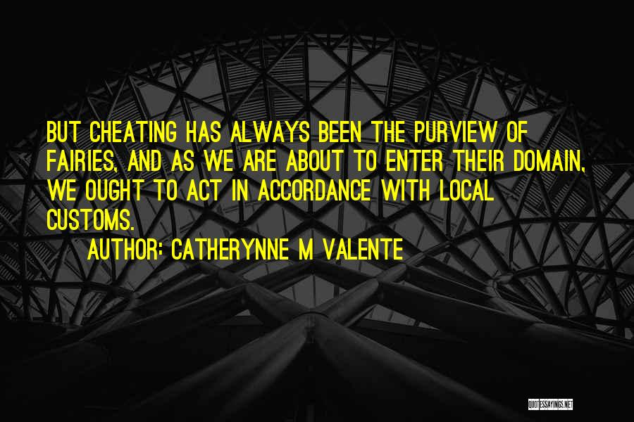 Catherynne M Valente Quotes 1539206