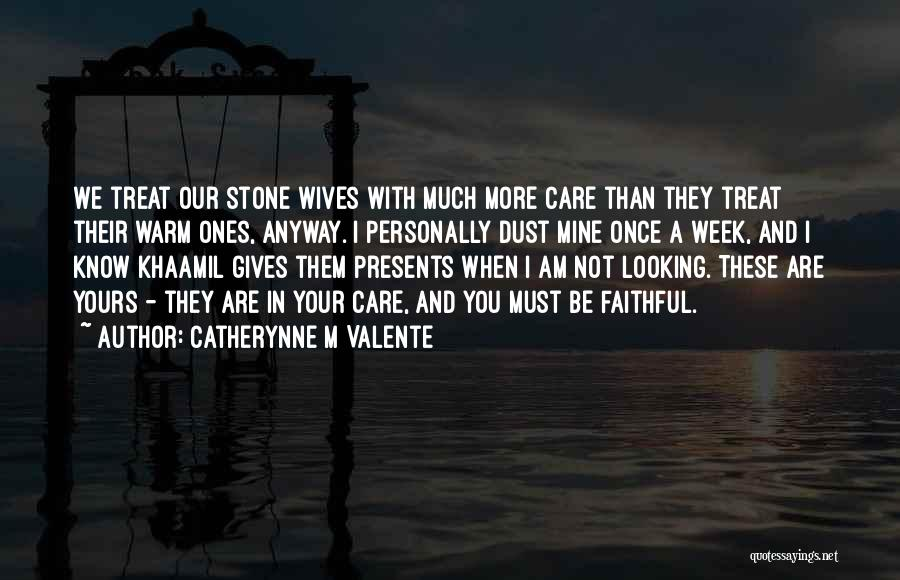 Catherynne M Valente Quotes 1567397