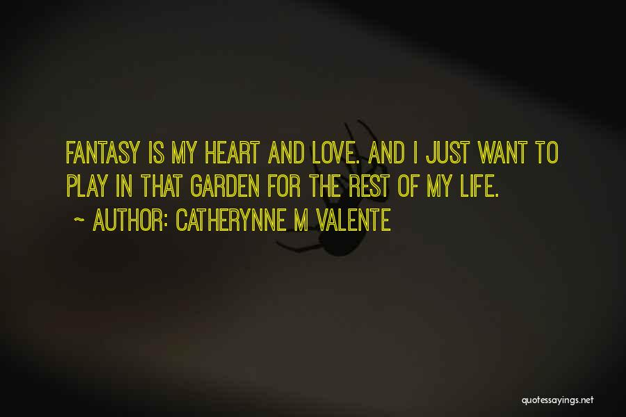 Catherynne M Valente Quotes 1652256
