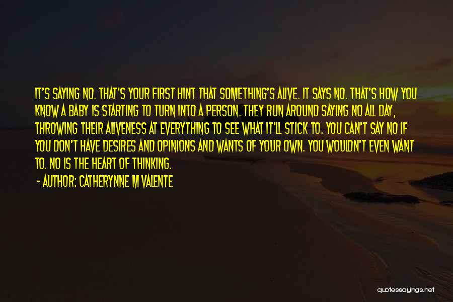 Catherynne M Valente Quotes 1839016