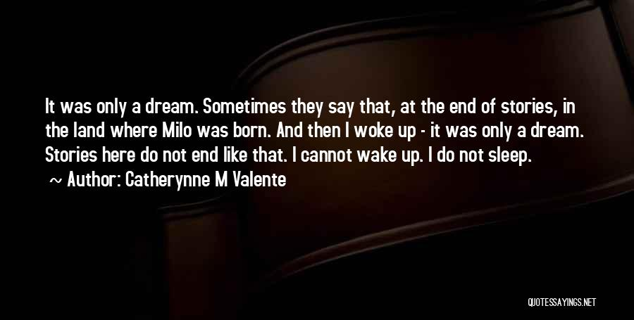 Catherynne M Valente Quotes 291377