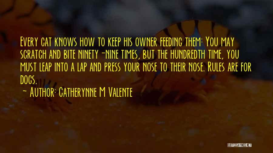 Catherynne M Valente Quotes 439492