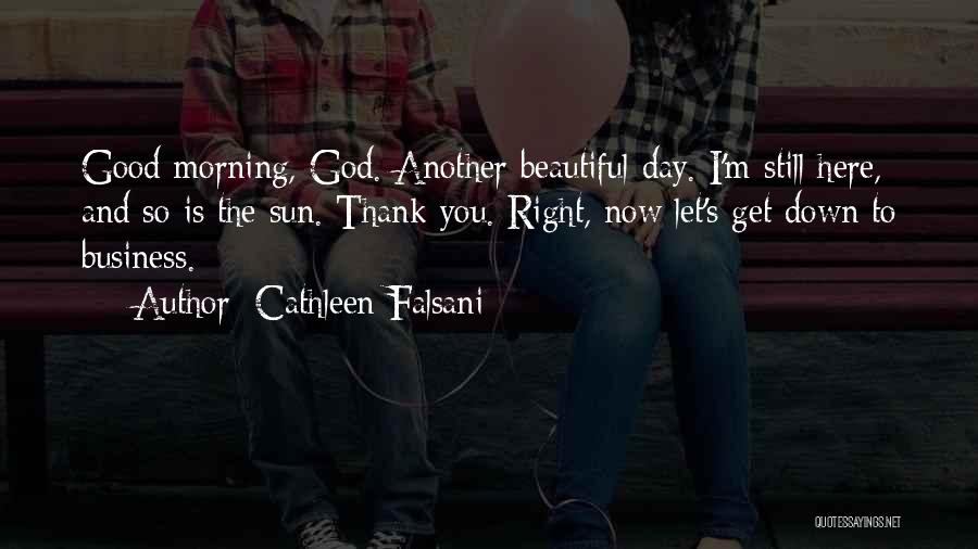 Cathleen Falsani Quotes 353080