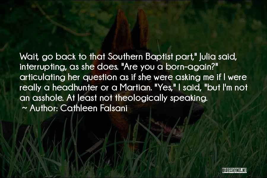 Cathleen Falsani Quotes 648608