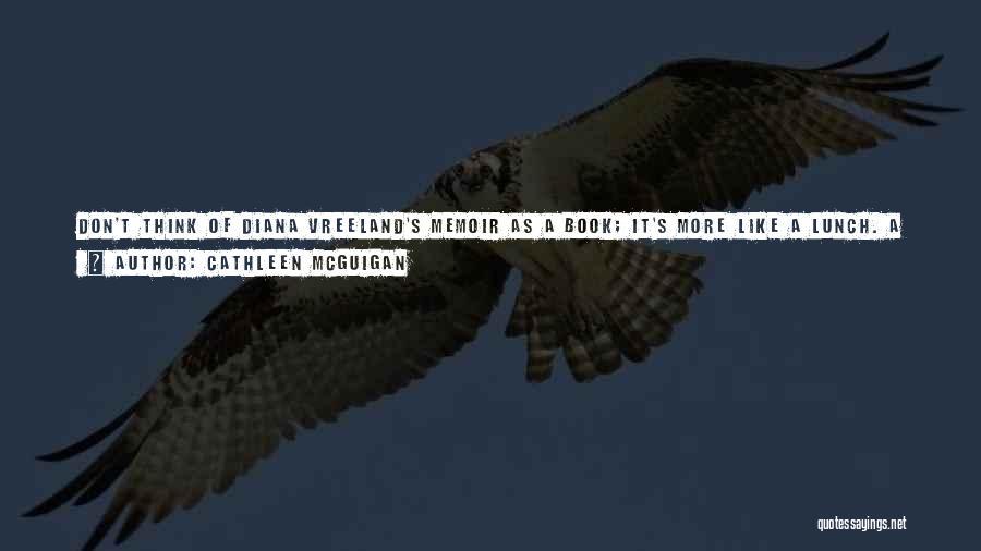 Cathleen McGuigan Quotes 912817