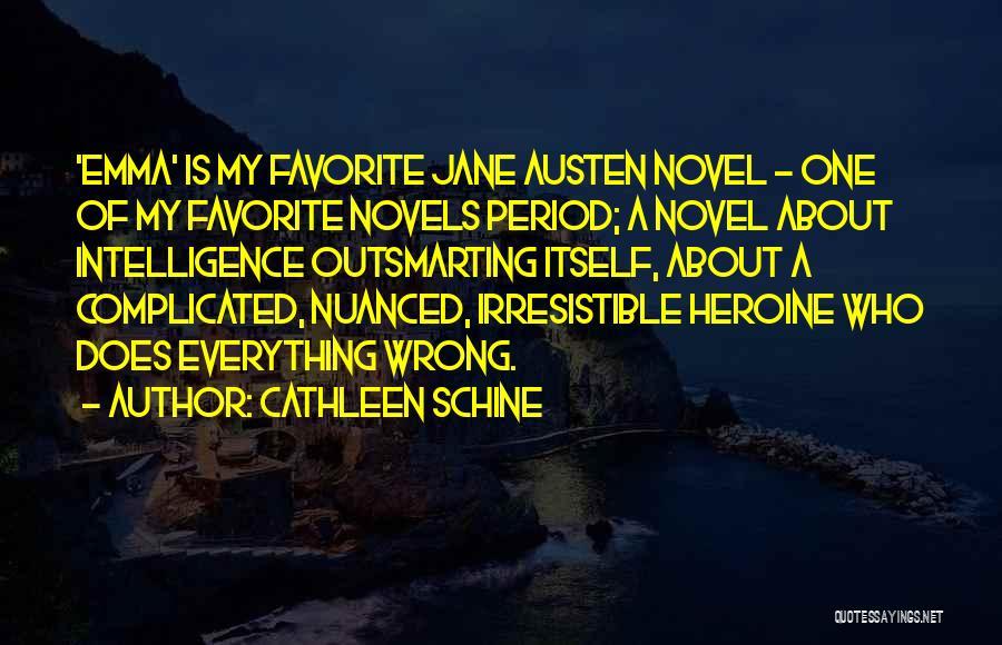 Cathleen Schine Quotes 1229582