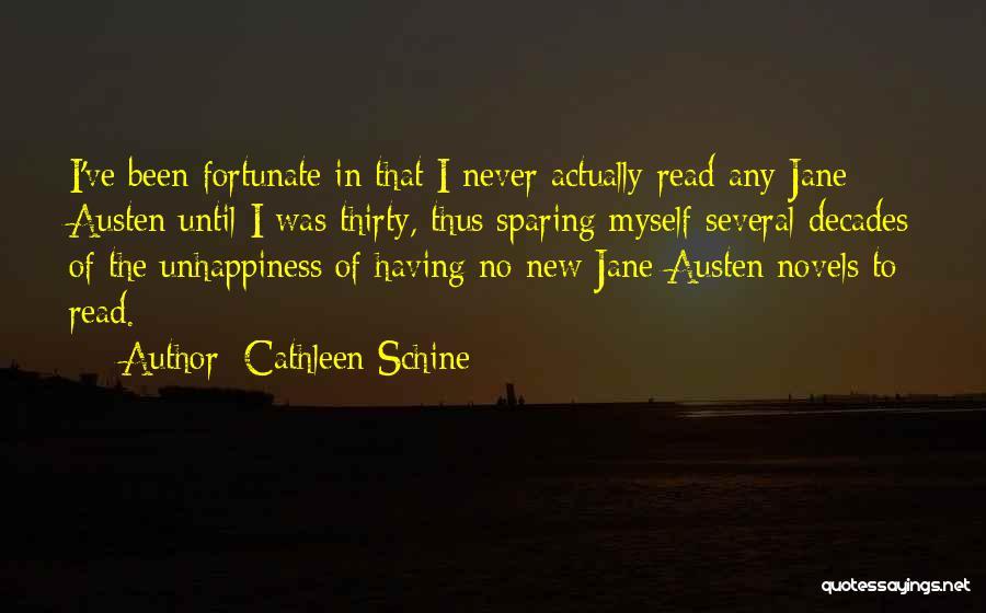 Cathleen Schine Quotes 1752648