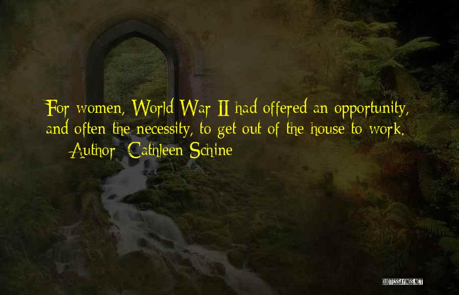 Cathleen Schine Quotes 1770004