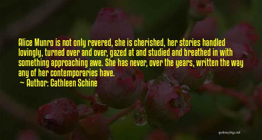 Cathleen Schine Quotes 1780924