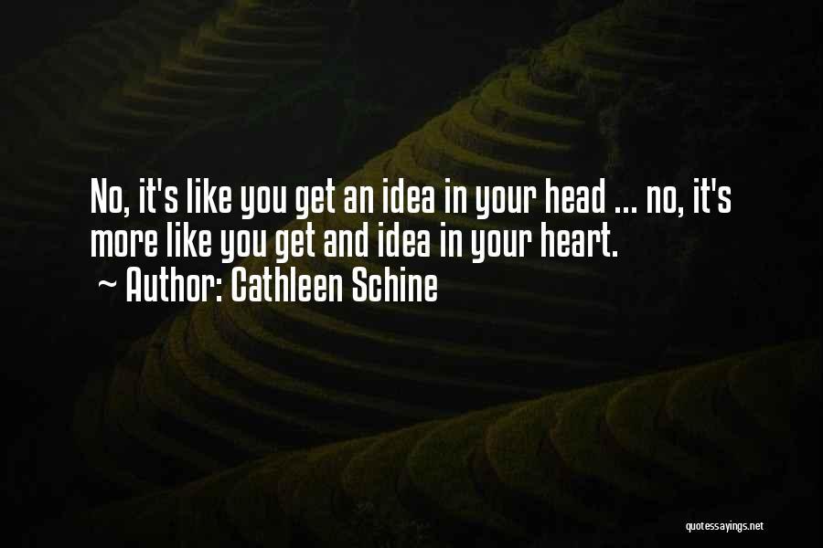 Cathleen Schine Quotes 193777
