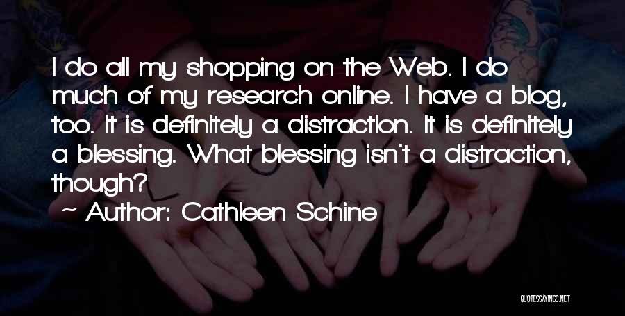 Cathleen Schine Quotes 1978455
