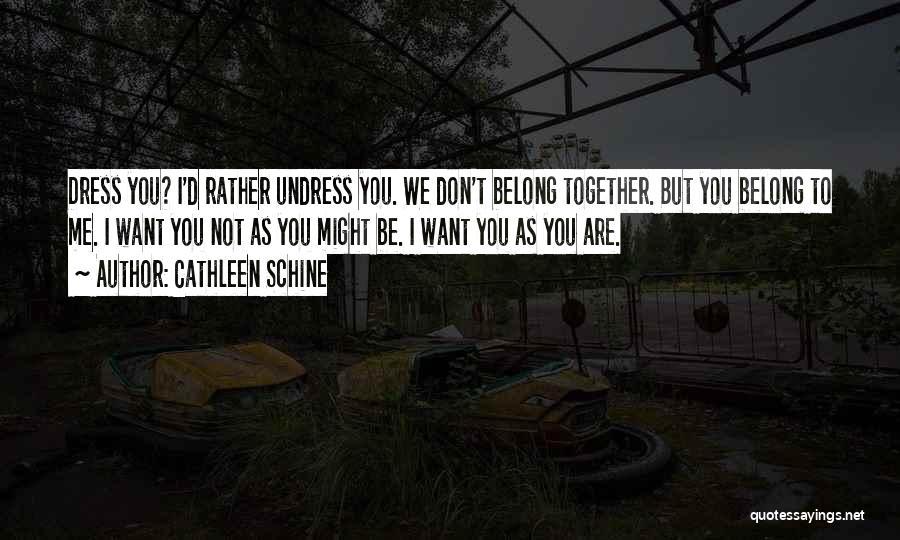 Cathleen Schine Quotes 2007683