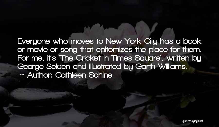 Cathleen Schine Quotes 2107677