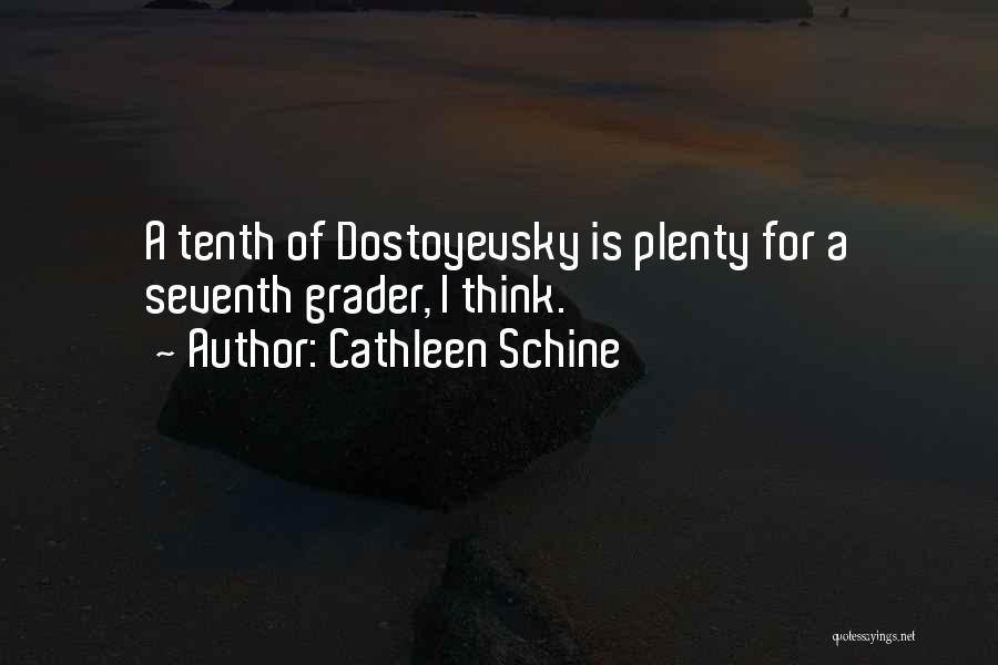 Cathleen Schine Quotes 408203