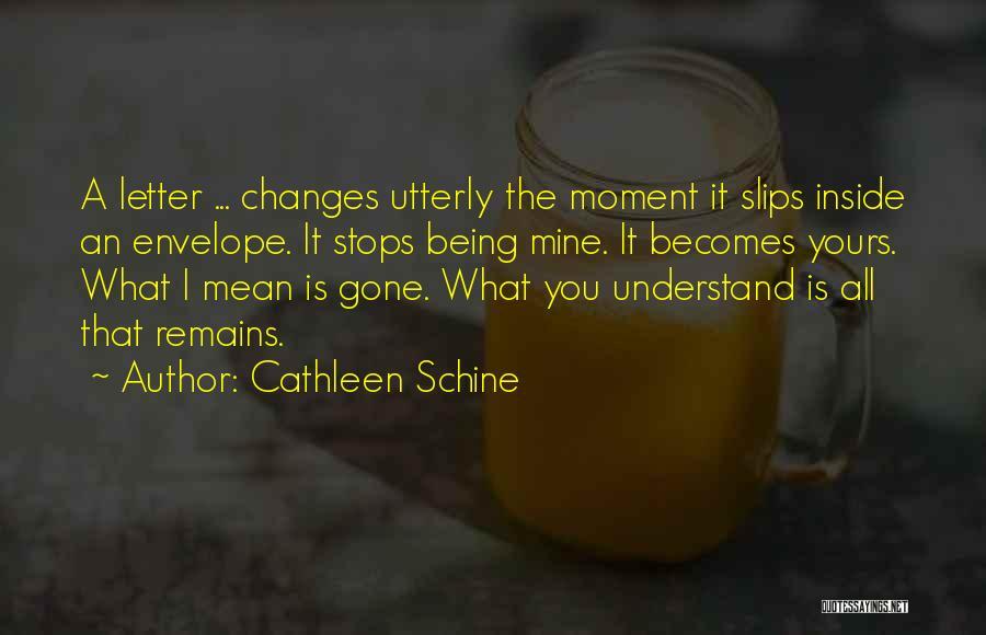 Cathleen Schine Quotes 619330