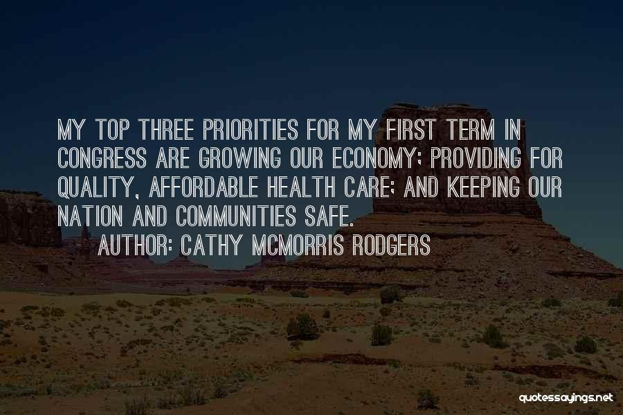 Cathy McMorris Rodgers Quotes 1842001