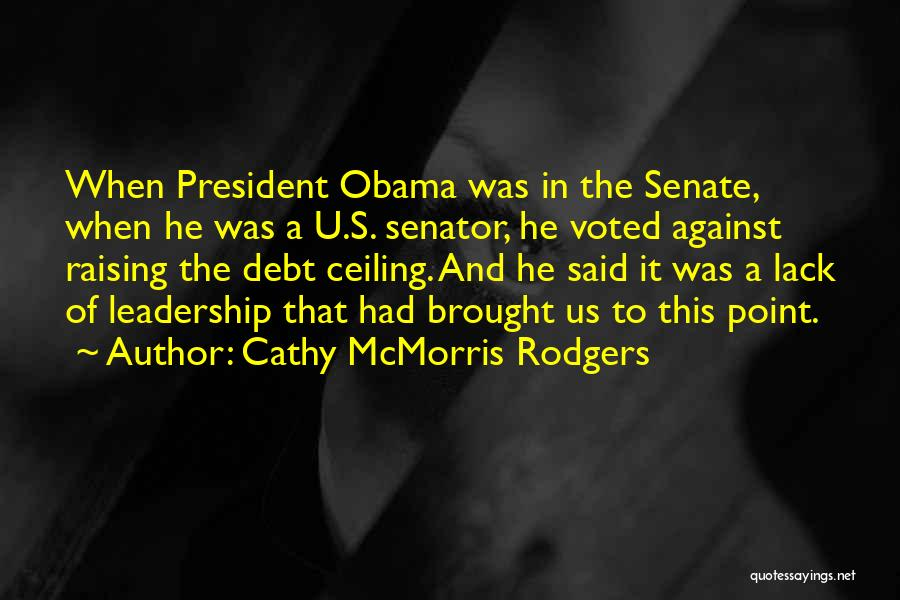 Cathy McMorris Rodgers Quotes 427398