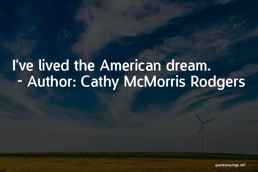 Cathy McMorris Rodgers Quotes 920807