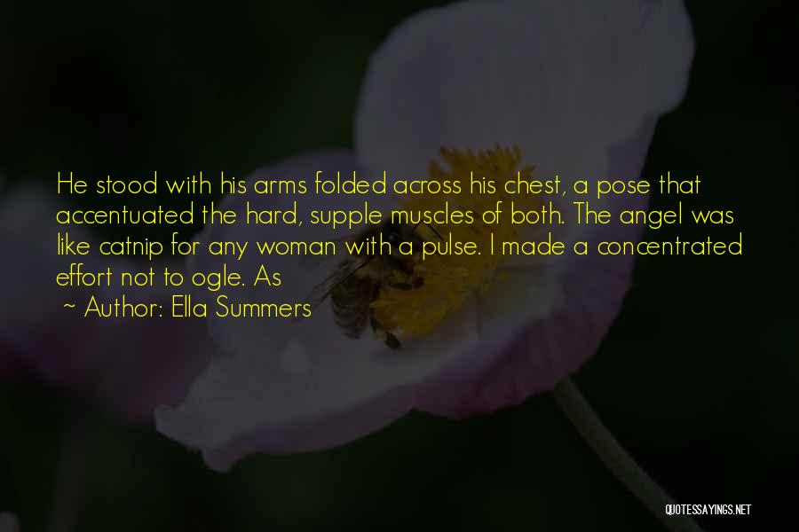 Catnip Quotes By Ella Summers