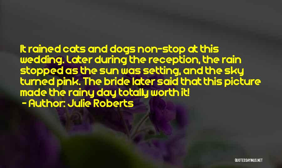 Cats And Dogs Quotes By Julie Roberts