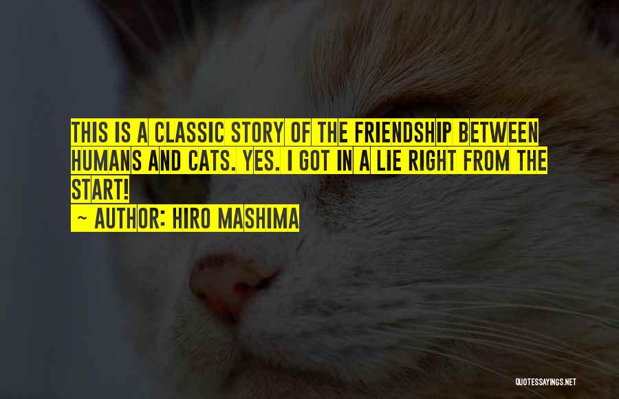 Cats And Humans Quotes By Hiro Mashima