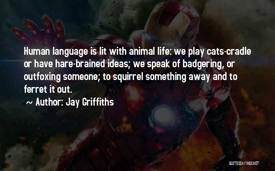 Cats And Life Quotes By Jay Griffiths
