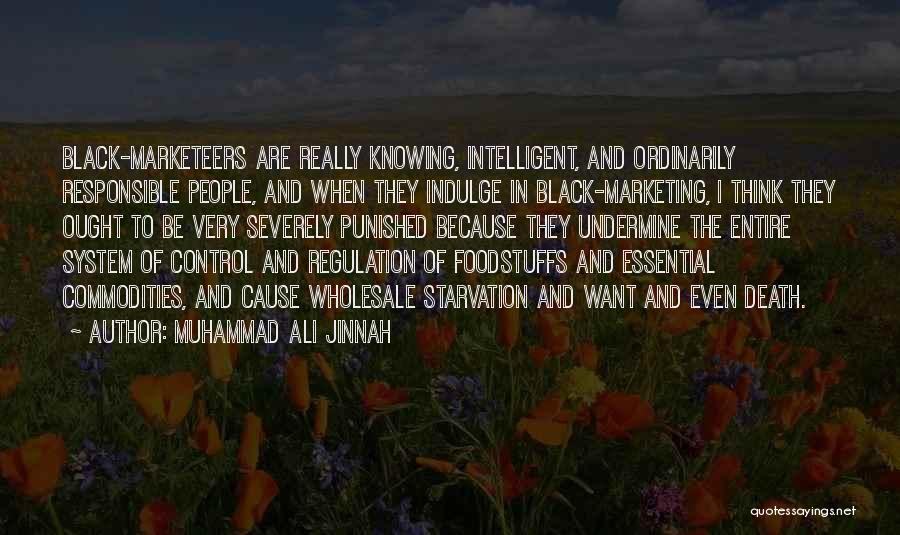 Cause Marketing Quotes By Muhammad Ali Jinnah