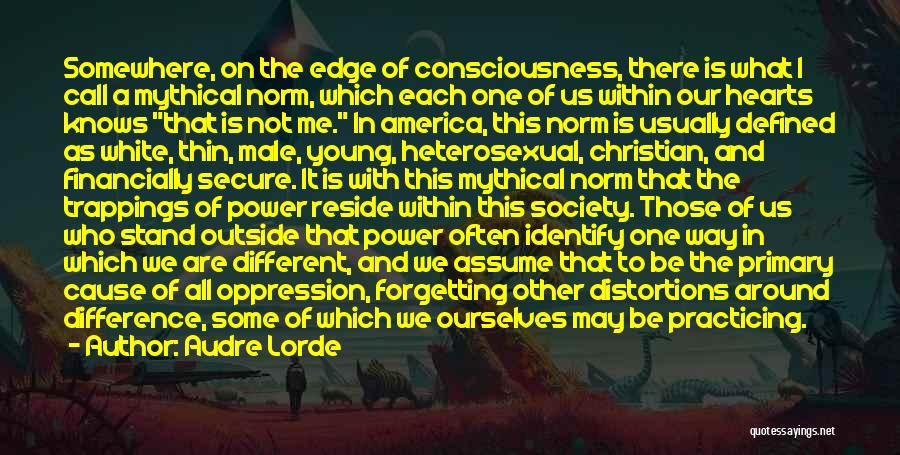 Cause We Are Young Quotes By Audre Lorde