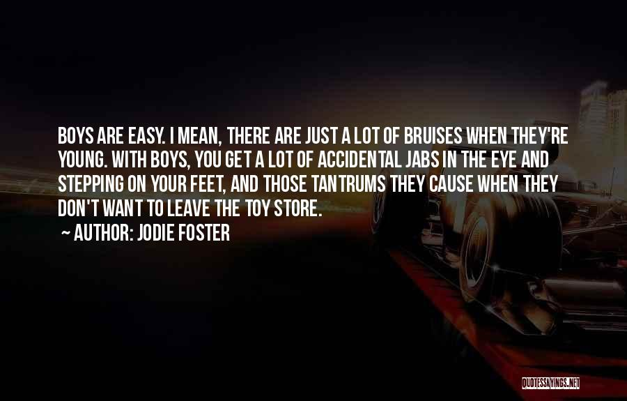 Cause We Are Young Quotes By Jodie Foster