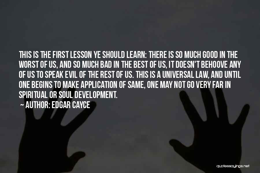 Top 100 Cayce Quotes & Sayings