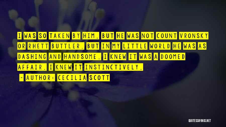 Cecilia Scott Quotes 683690