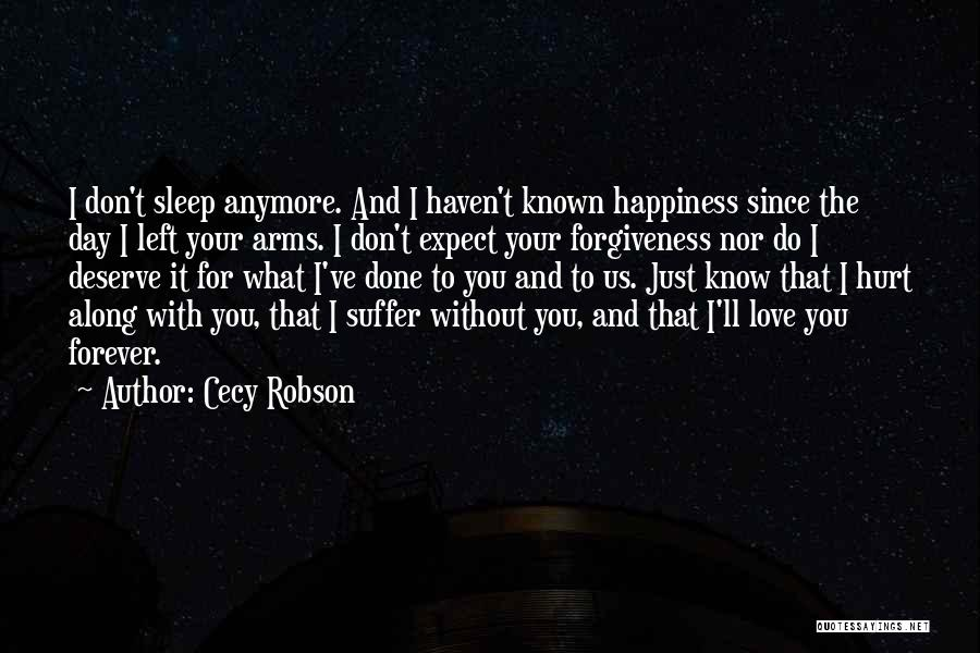 Cecy Robson Quotes 114293