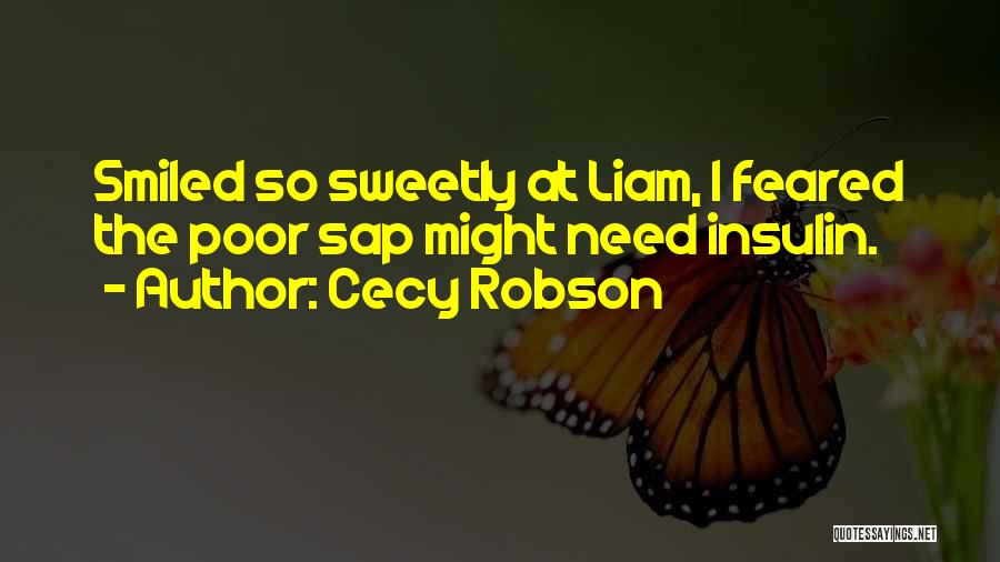 Cecy Robson Quotes 1455948