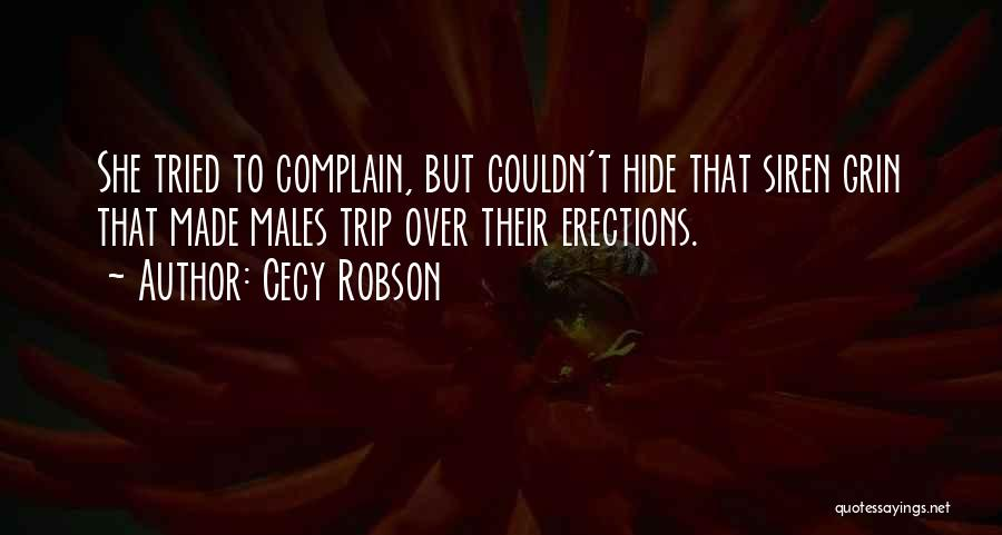 Cecy Robson Quotes 529113