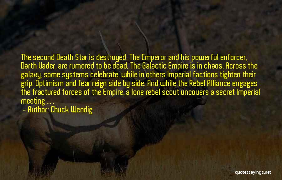 Celebrate Death Quotes By Chuck Wendig