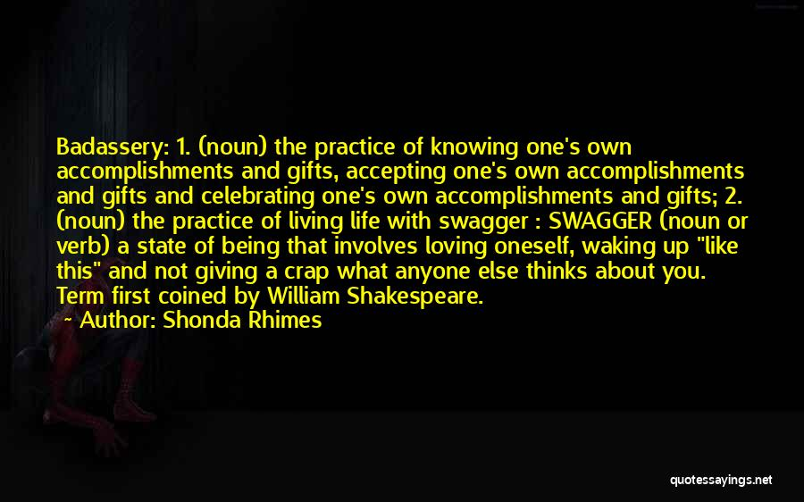 Celebrating Accomplishments Quotes By Shonda Rhimes