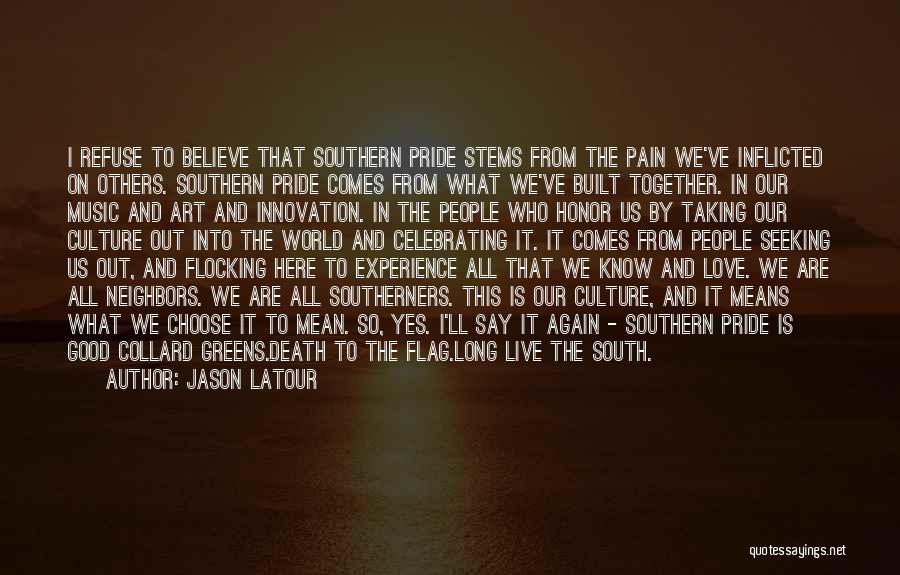 Celebrating Each Other Quotes By Jason Latour