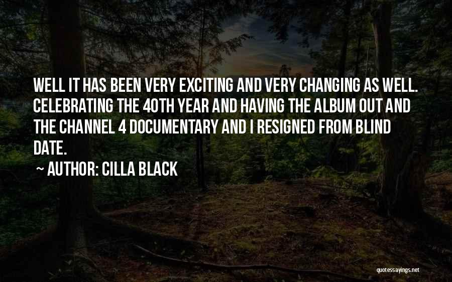 Celebrating Others Quotes By Cilla Black