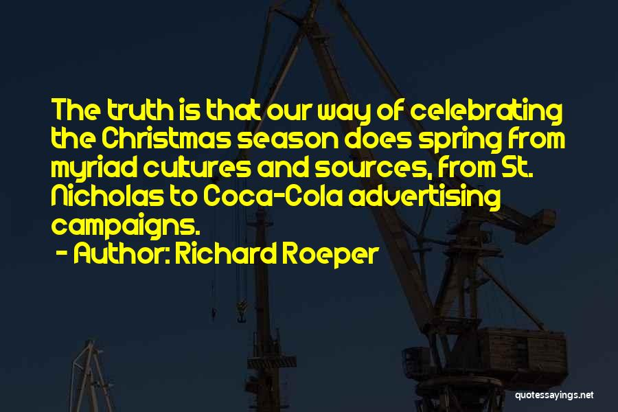 Celebrating Others Quotes By Richard Roeper
