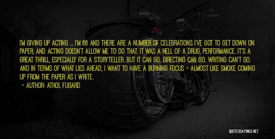 Celebrations Quotes By Athol Fugard