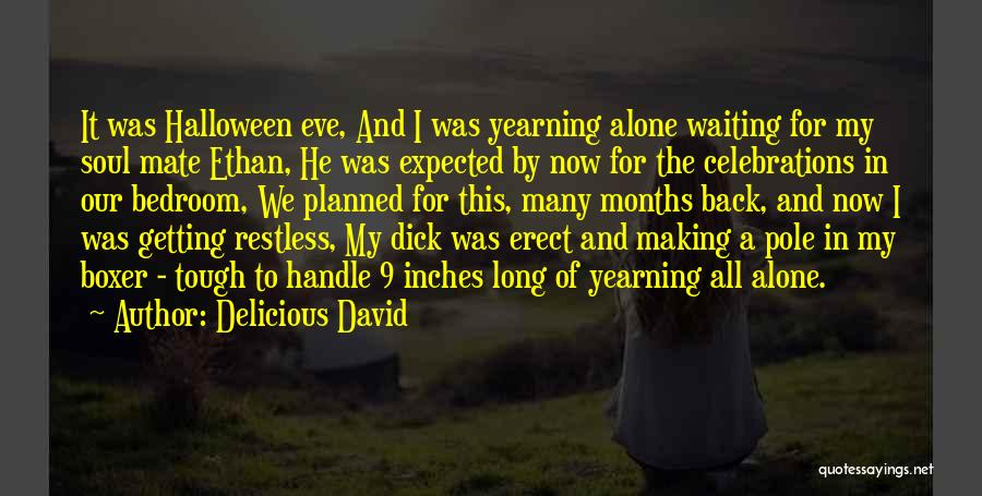 Celebrations Quotes By Delicious David