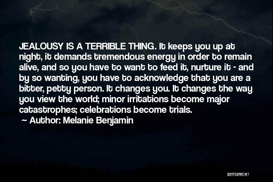 Celebrations Quotes By Melanie Benjamin