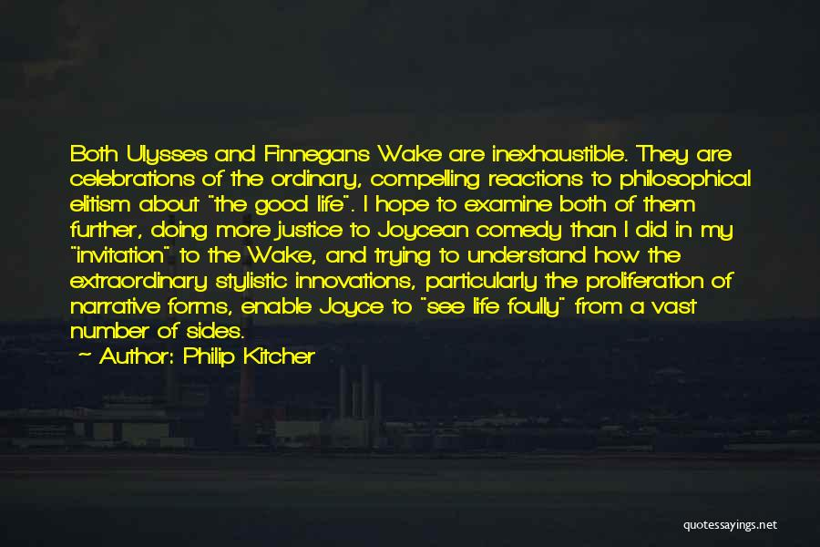 Celebrations Quotes By Philip Kitcher